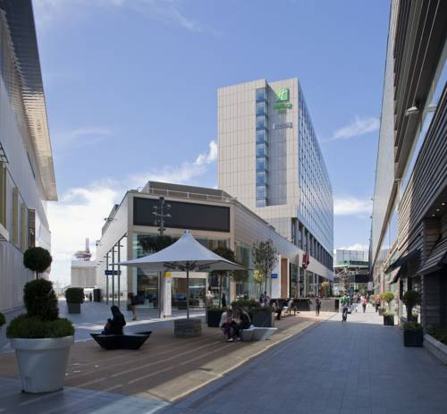 Holiday Inn London- Stratford City in London