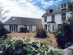 The Muirhouse Lodge in Scotland