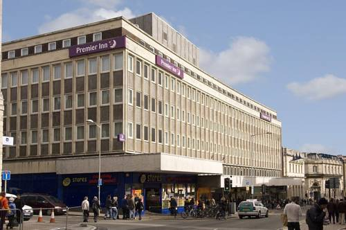 Premier Inn Brighton City Centre in