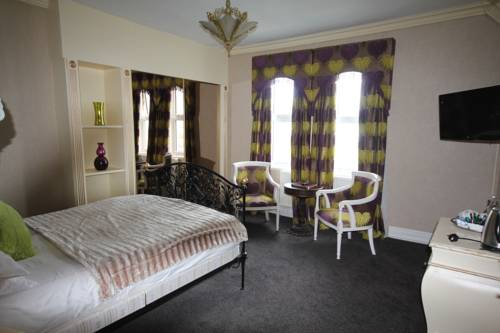 The Lilly Restaurant With Rooms in Llandudno