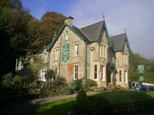 The Coach House Hotel in Scotland