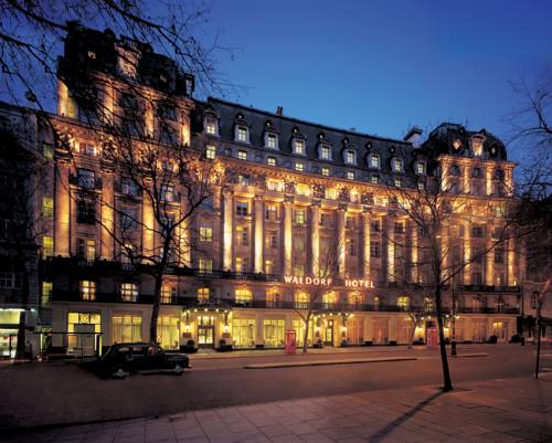 The Waldorf Hilton in London