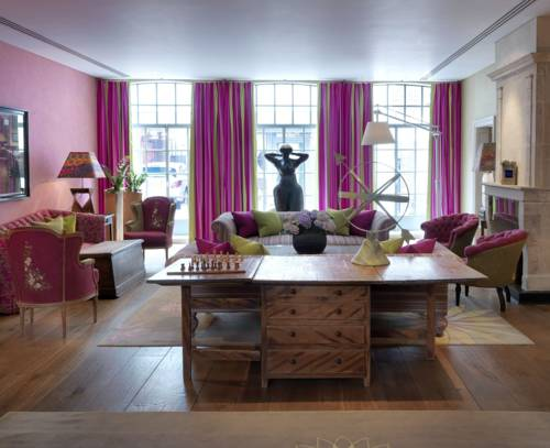 The Soho Hotel in London