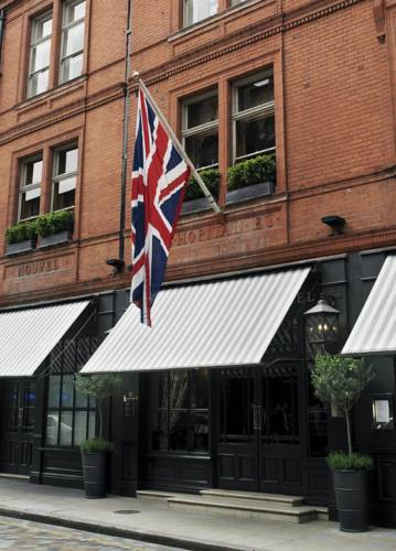 Covent Garden Hotel in London