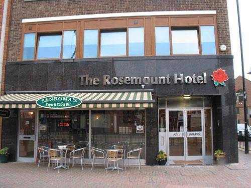 Rosemount Hotel Heathrow in