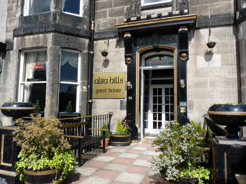 Alba Hills Guest House in Edinburgh