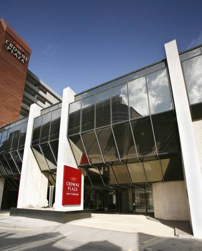 2 Crowne Plaza Nottingham 4 Star