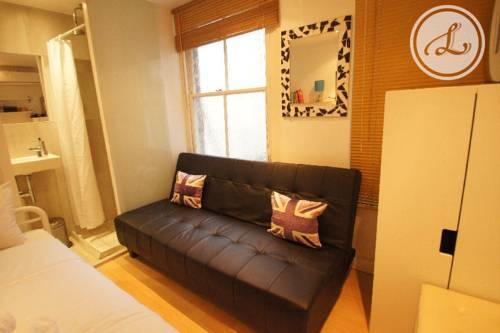 Villiers Tokyo Studio Apartments in London