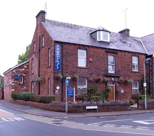 Norcroft Guesthouse in Cumbria