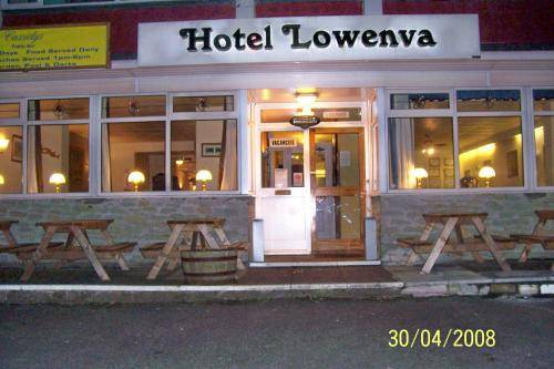 Lowenva Hotel in Cornwall