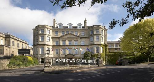 Lansdown Grove Hotel in Bath