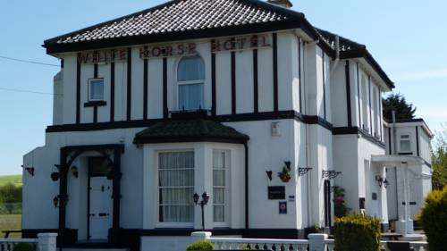 White Horse Guesthouse in Torquay