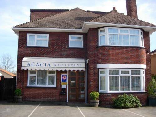 Acacia Guest House in Cambridge