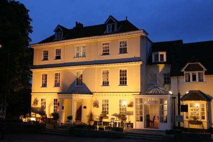 The Georgian House Hotel in
