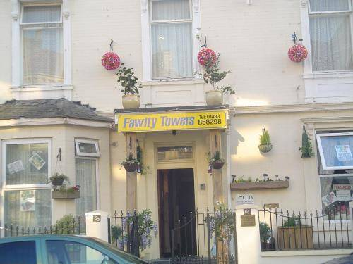Fawlty Towers in Great Yarmouth