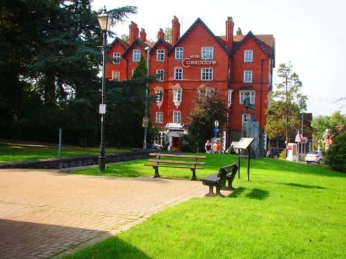 The Hotel Commodore