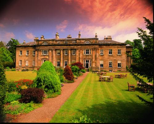 Balbirnie House Hotel Markinch Village Glenrothes Ky7