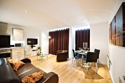 Staycity Serviced Apartments Laystall St