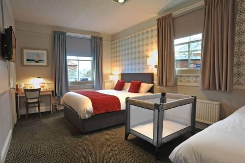 The Kings Head Wroxham, by Good Night Inns