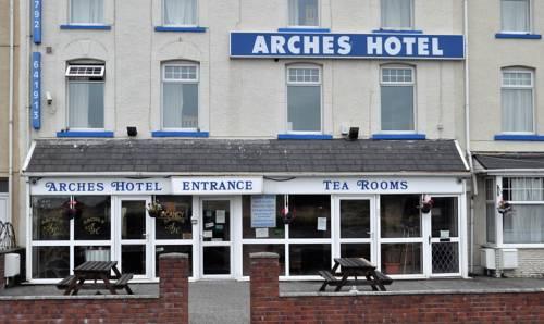 Arches Hotel Swansea
