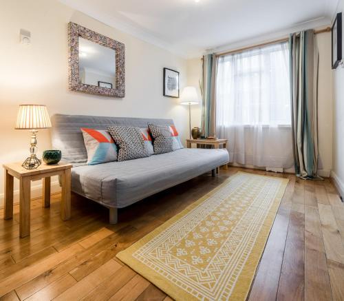 2 Bedroom Flat in Marylebone