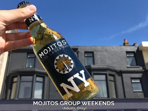 Mojitos Group Weekends Blackpool