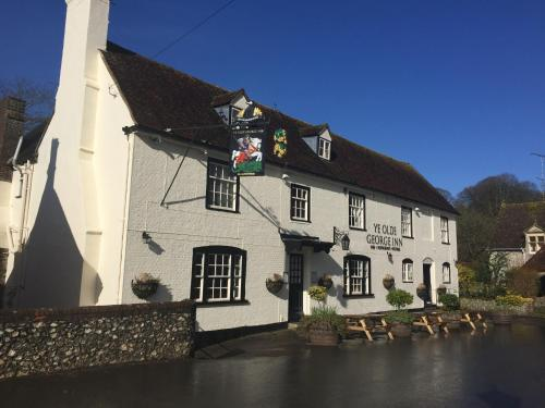 Ye Olde George Inn - Badger Pubs