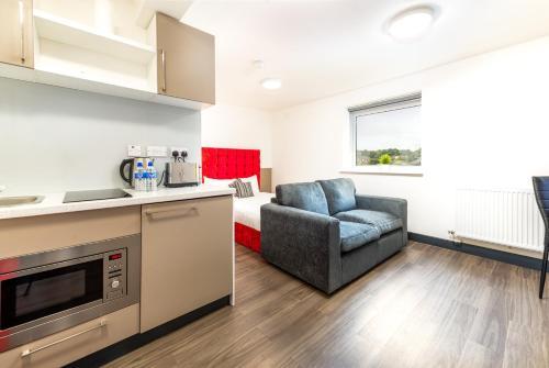 Executive Serviced Apartments Near London Luton Airport