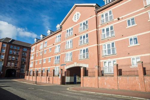 Sallyport City Centre apartment Newcastle