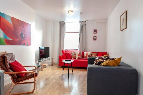 Spacious apartment in heart of Northern Quarter
