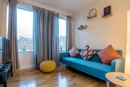Comfortable 1 Bedroom Apartment in Central Manchester