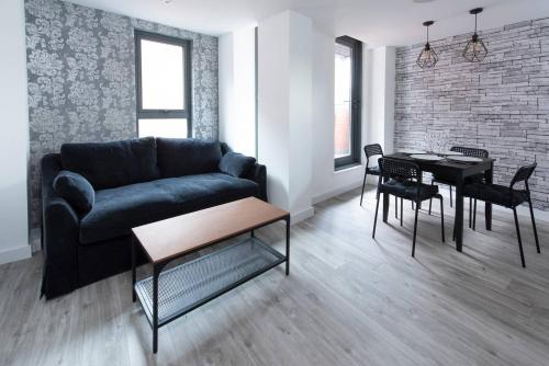 Beautiful Central 1BD Apt - Heart of Manchester!!!