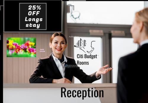 Citi Budget En Suite in Down Town