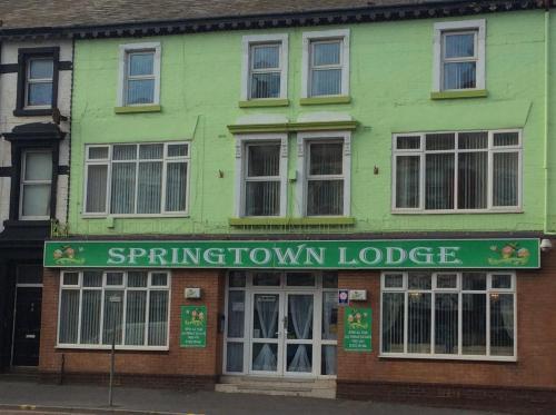 Springtown Lodge