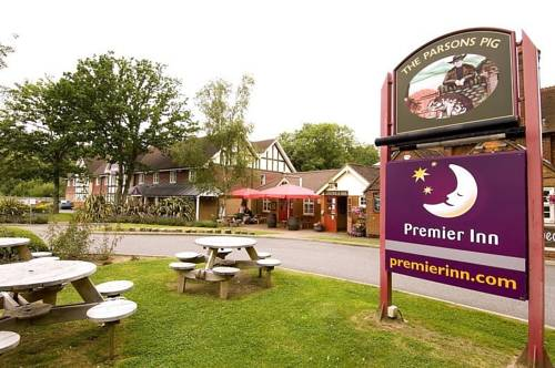 Premier Inn London Gatwick Airport East - Balcombe Road