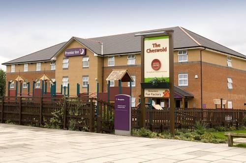 Premier Inn Doncaster Central East