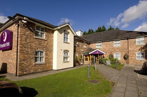 Premier Inn Wrexham North (A483)