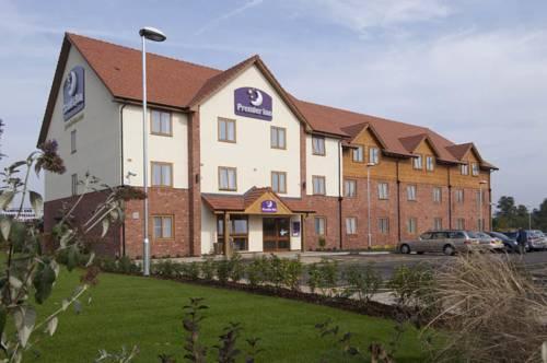 Premier Inn Newporttelford Stafford Road Shropshire