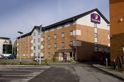 Premier Inn Manchester - West Didsbury